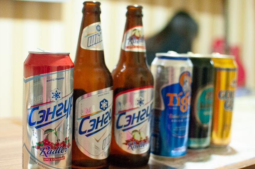 モンゴルアルコール