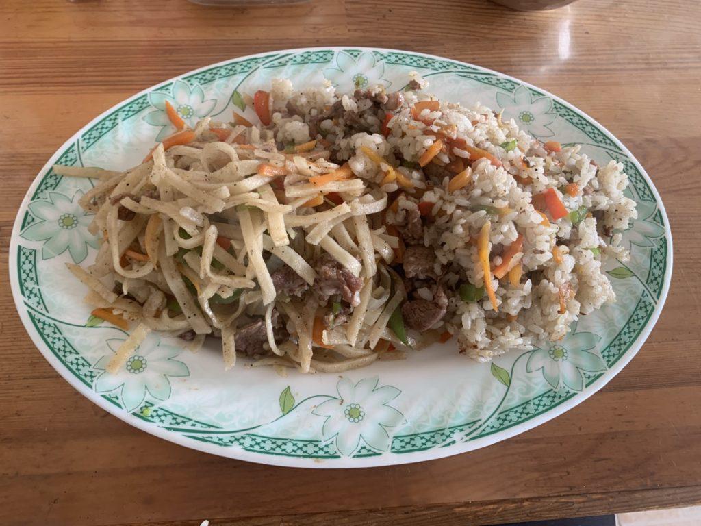 モンゴル 飯