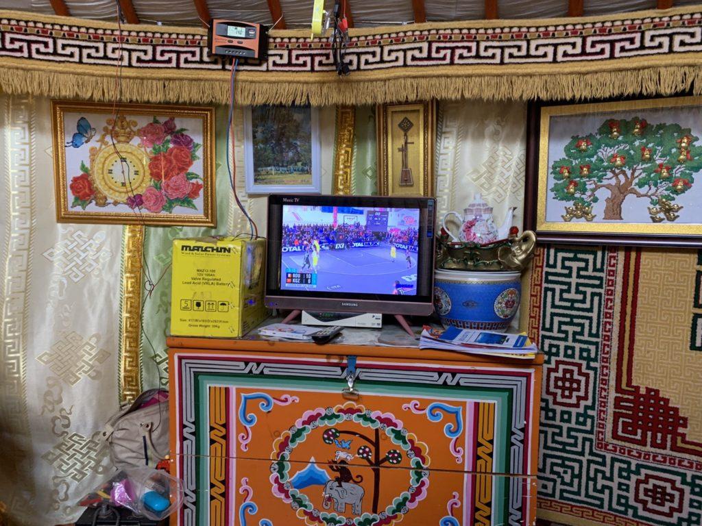 モンゴルテレビ