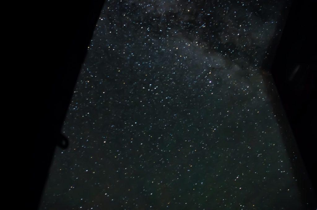 モンゴル星空