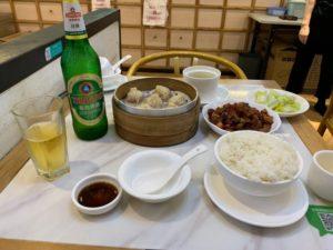 深圳 晩飯