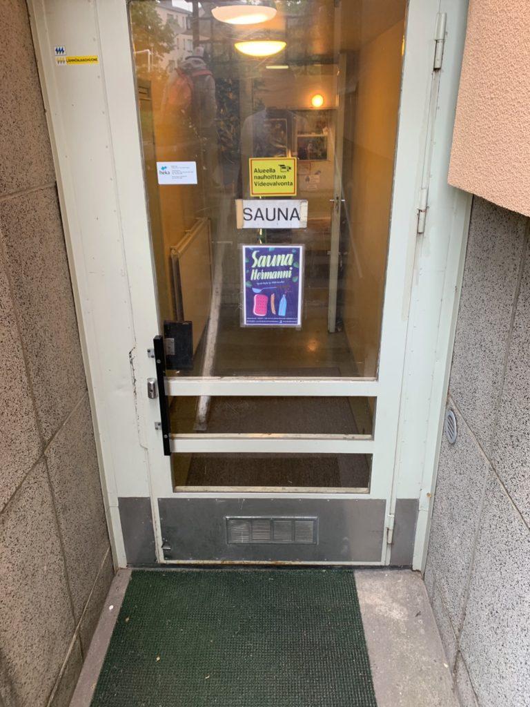フィンランド サウナ