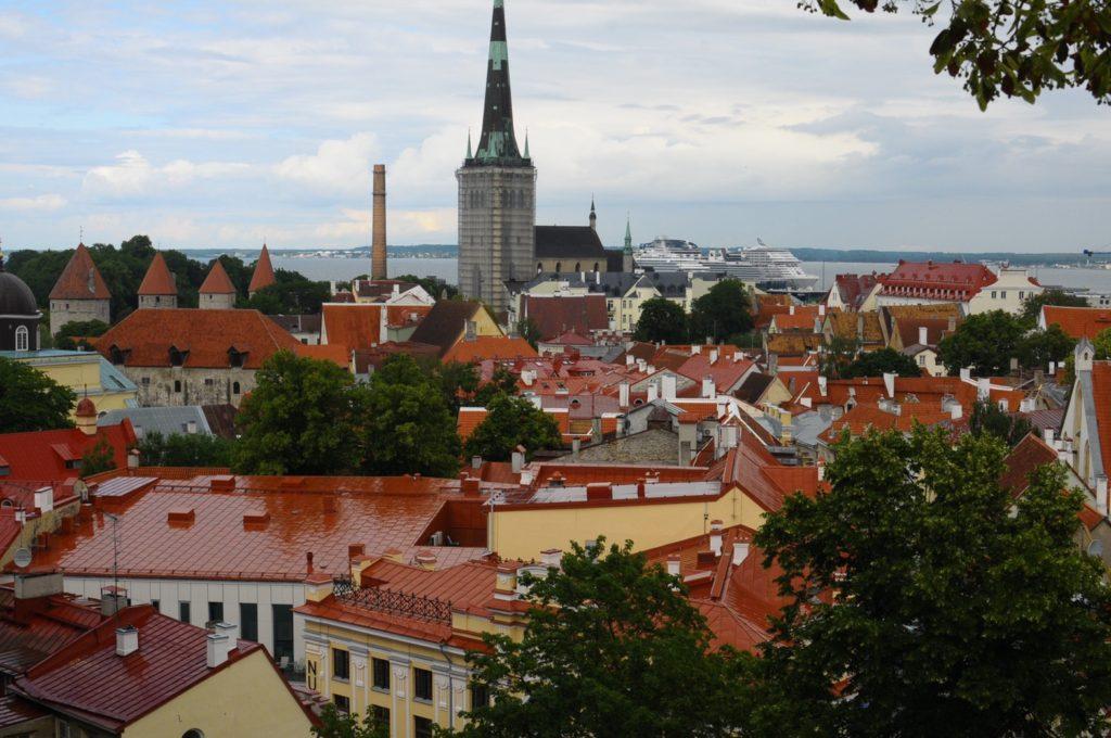 エストニア 旧市街