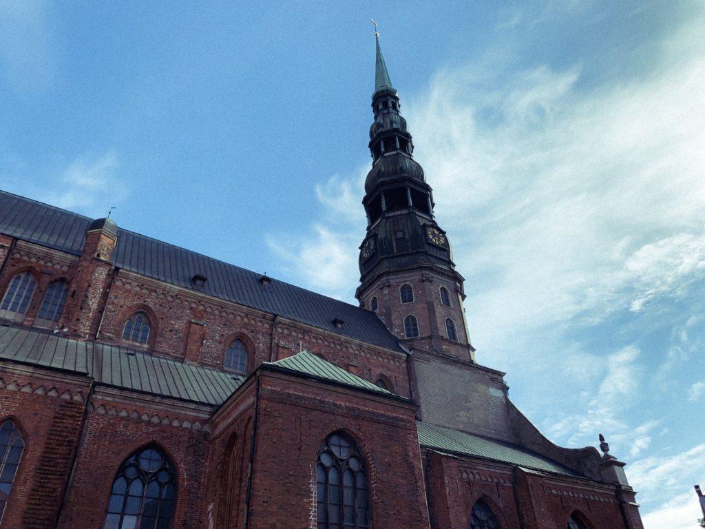リガ 教会