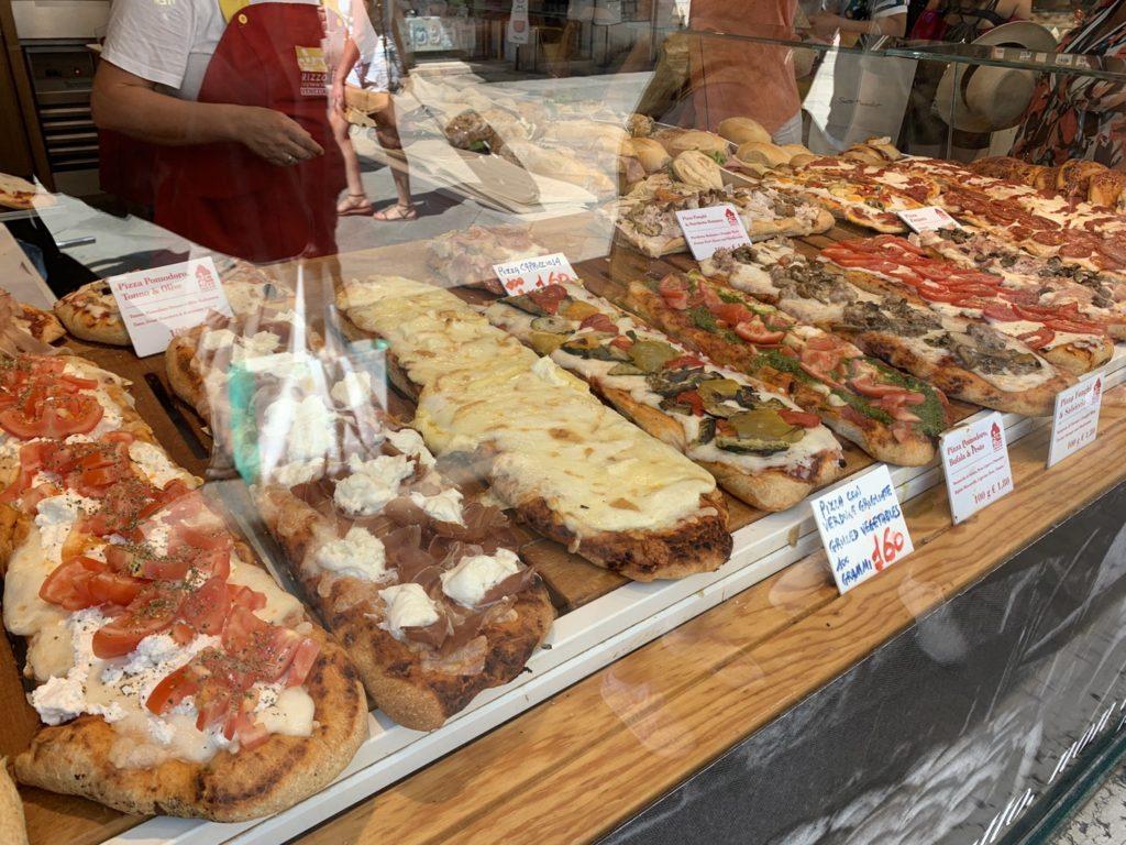 ヴェネツィア ピザ